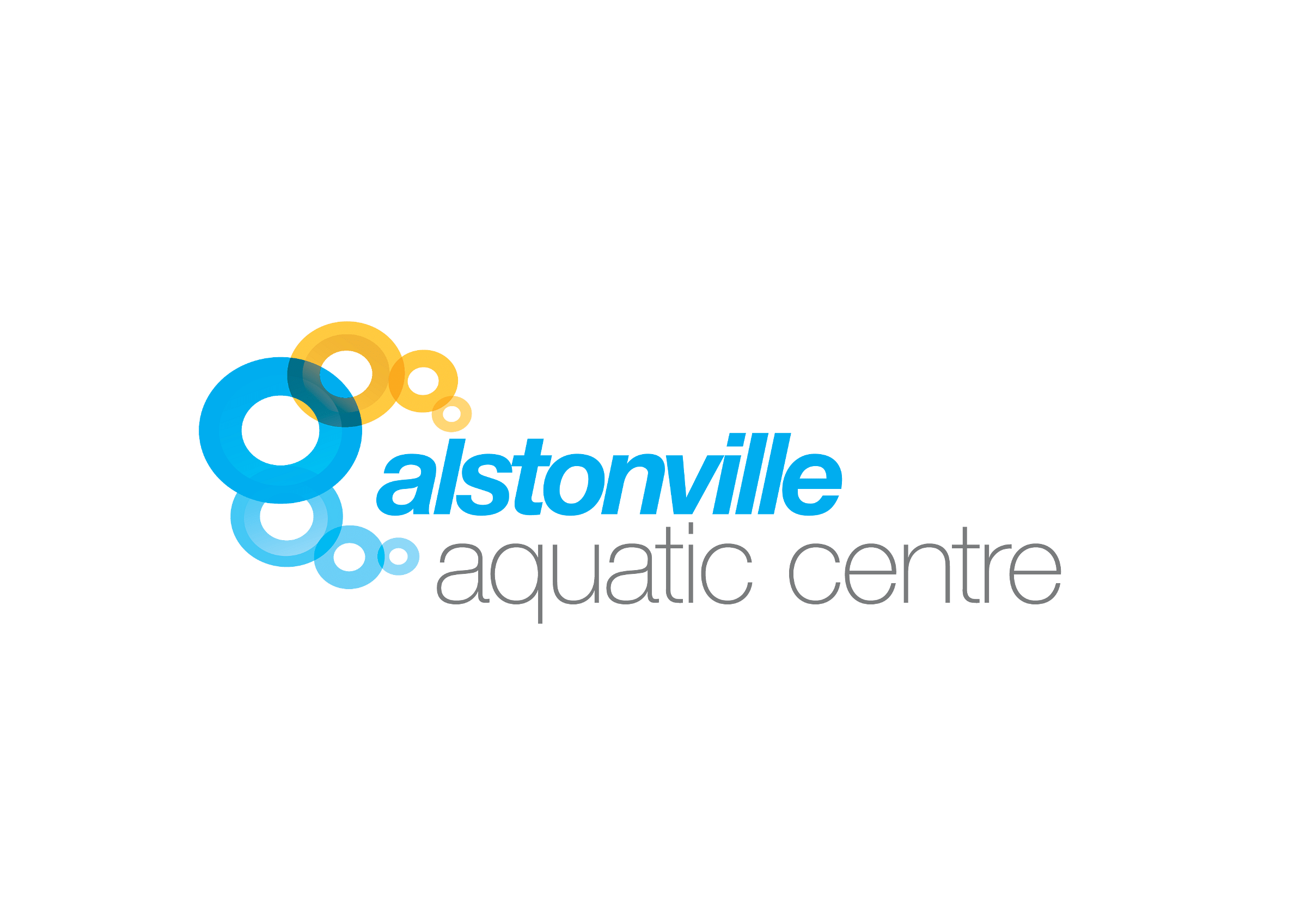 Alstonville aquatic centre logo