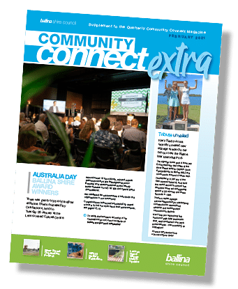 COMMUNITY CONNECT EXTRA