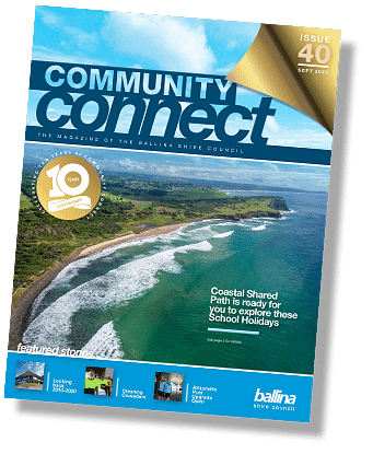 COMMUNITY CONNECT ISSUE 40